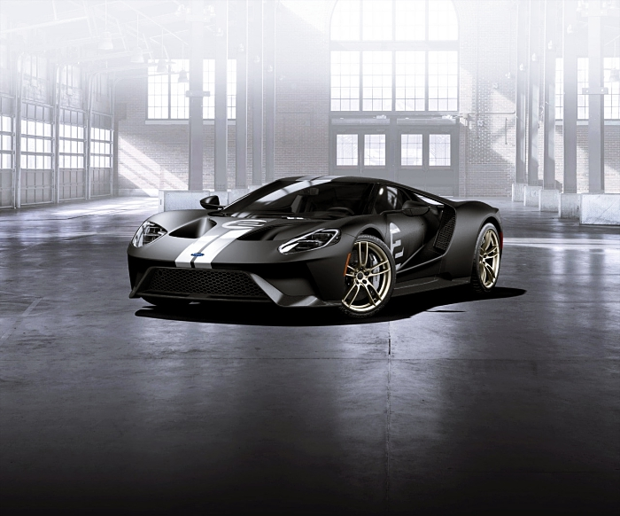 FORD GT12
